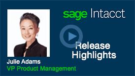Sage Intacct 2021 R3
