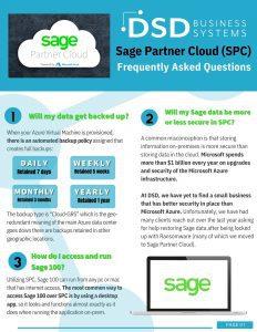 Sage Partner Cloud FAQ