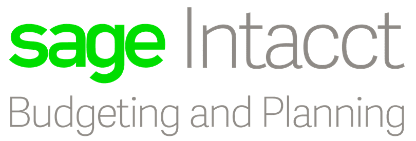 Sage Intacct Budgeting and Planning