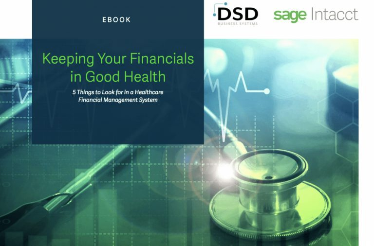 Keeping Your Financials in Good Health