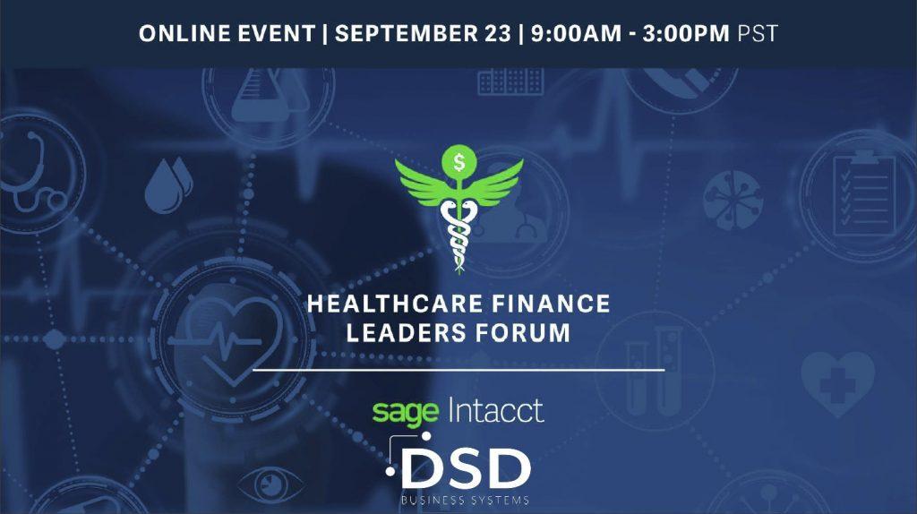 Healthcare Finance Leaders Forum