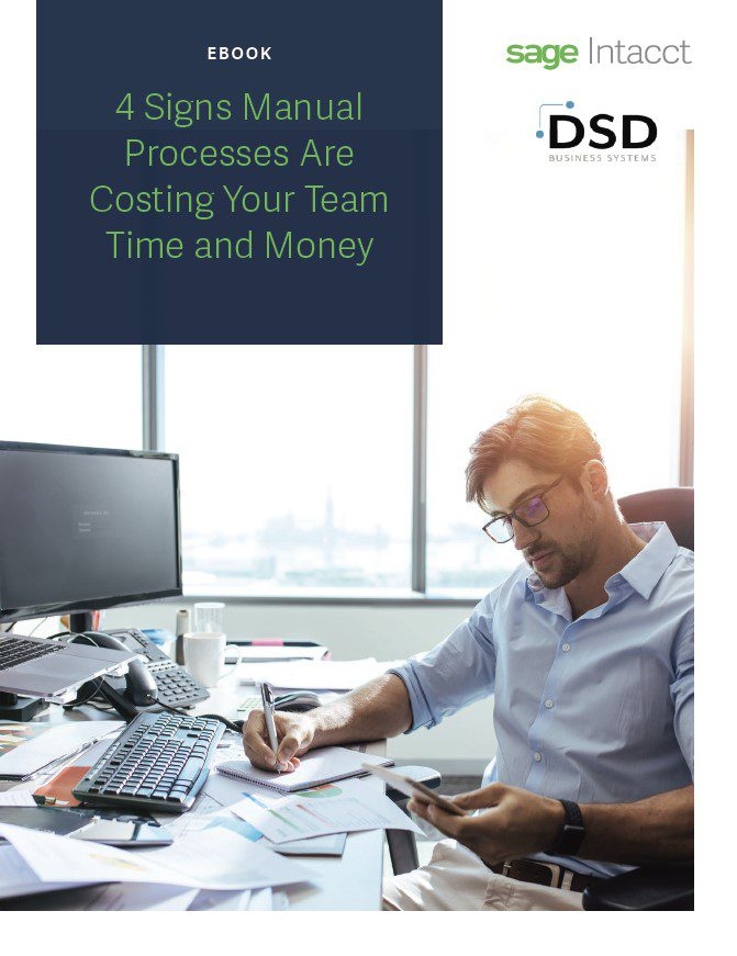 4 Signs Manual Processes Are Costing Your Team Time And Money