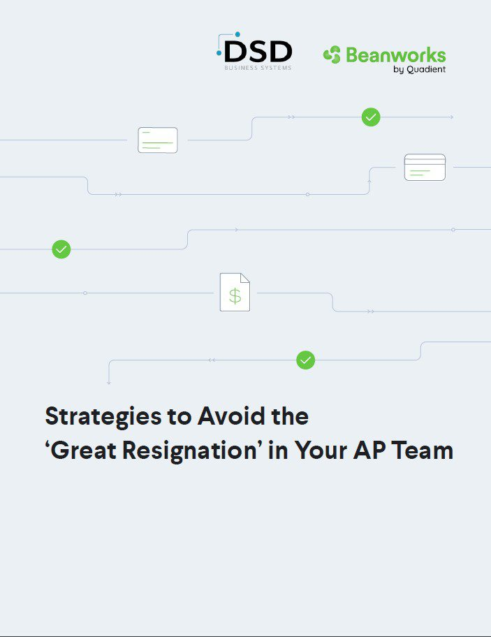 Strategies to avoid the great resignation in your ap team