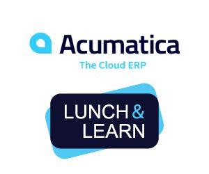 Acumatica Lunch & Learn